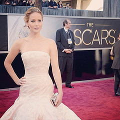 Jennifer Lawrence at the Oscars | Yaple Syrup